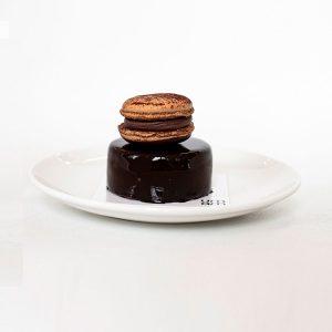 Sacher (ciastko o niskiej zawartości glutenu):